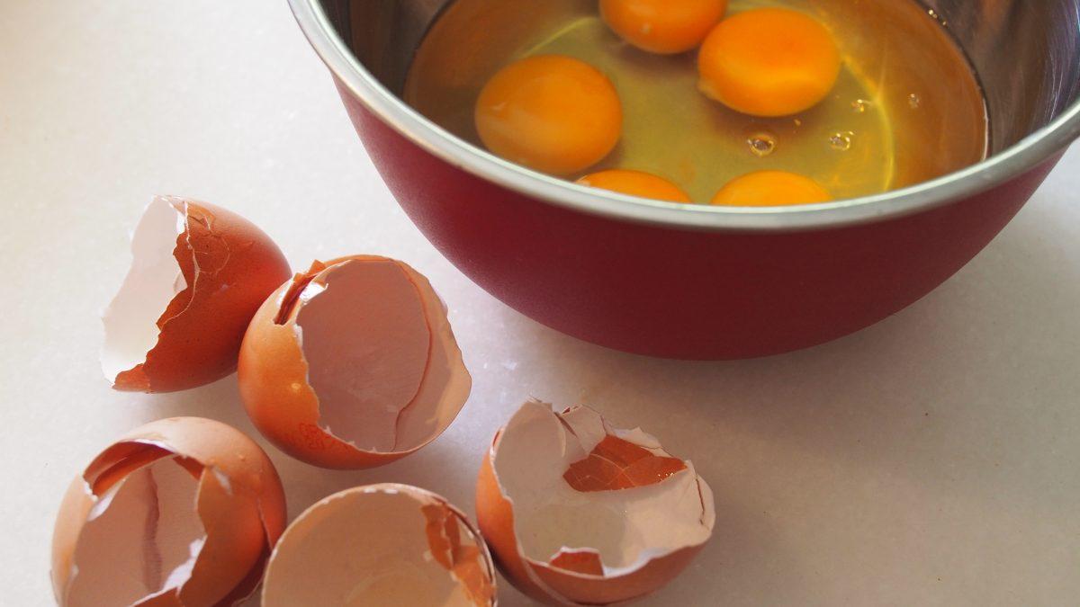 Toda a praticidade destes belos omeletes