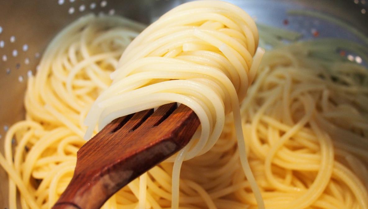 Espaguete, o mais amado de todos