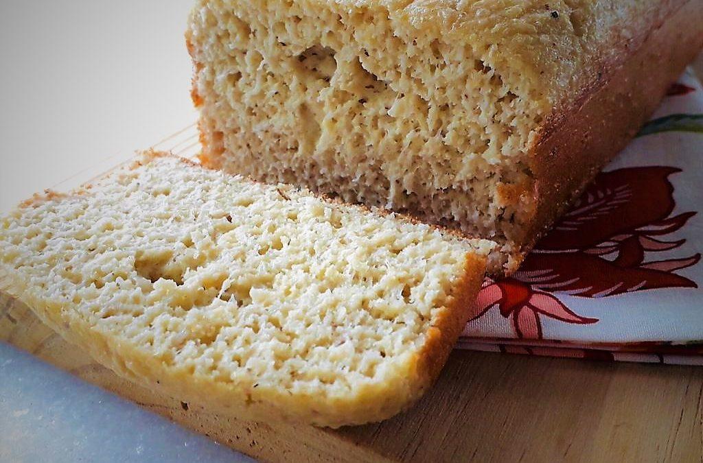 A alegria de fazer pão quentinho