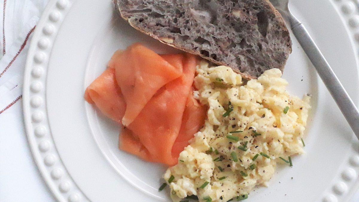 Café da manhã no capricho!
